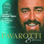 Luciano Pavarotti | The Pavarotti Edition, Vol.10: Italian Popular Songs